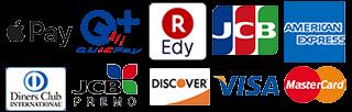 クレジットカード、電子マネーのアイコン